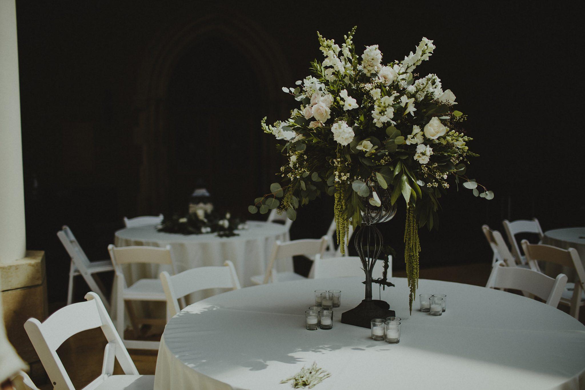 Dayton Art Institute wedding