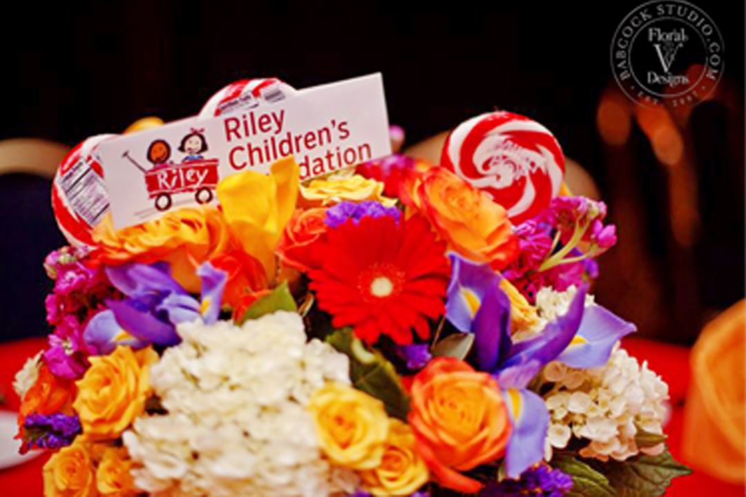 Special Events for Riley Children's Foundation in Dayton by Floral V Designs