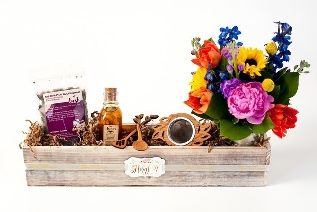 Corporate Gifting from Floral V Designs in Dayton Ohio