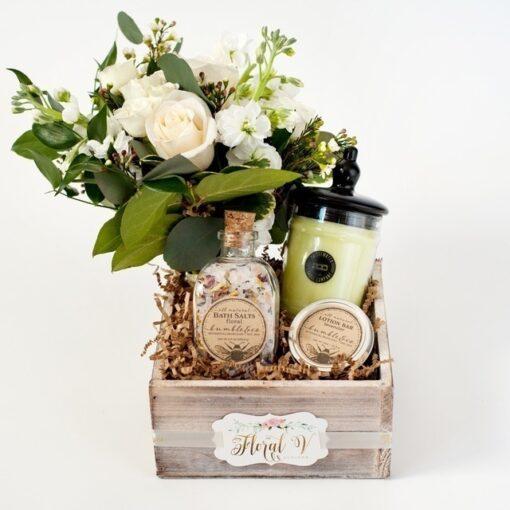 Pamper Me Gift Box