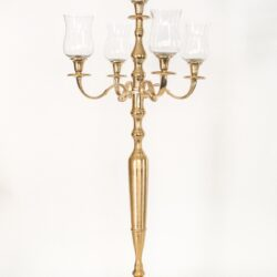 Gold 42 inch Candleabra