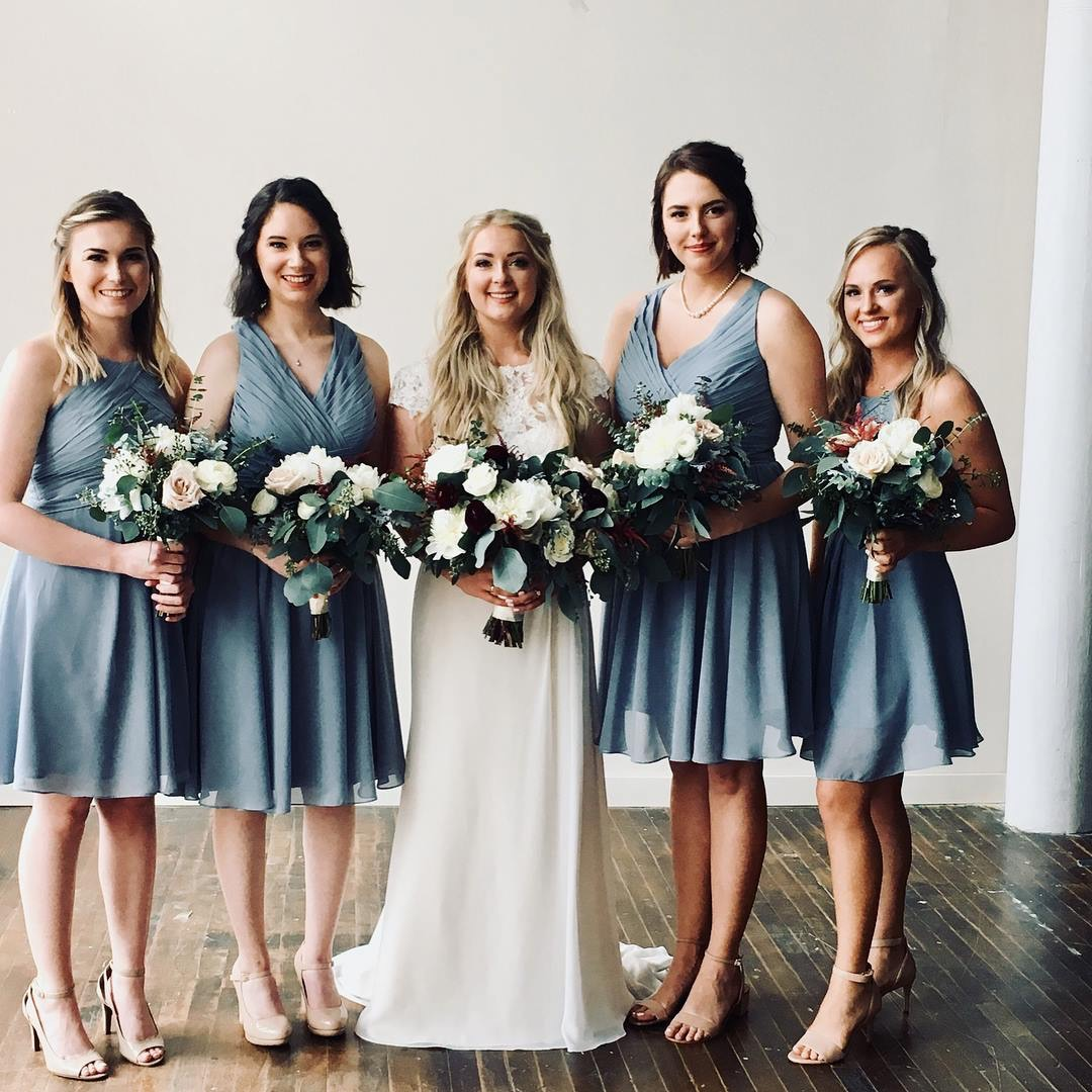 The_Carrs_Photography, Bridal_Party, Bridal_Party_Flowers, Wedding_flowers, Bridesmaids_bouquets