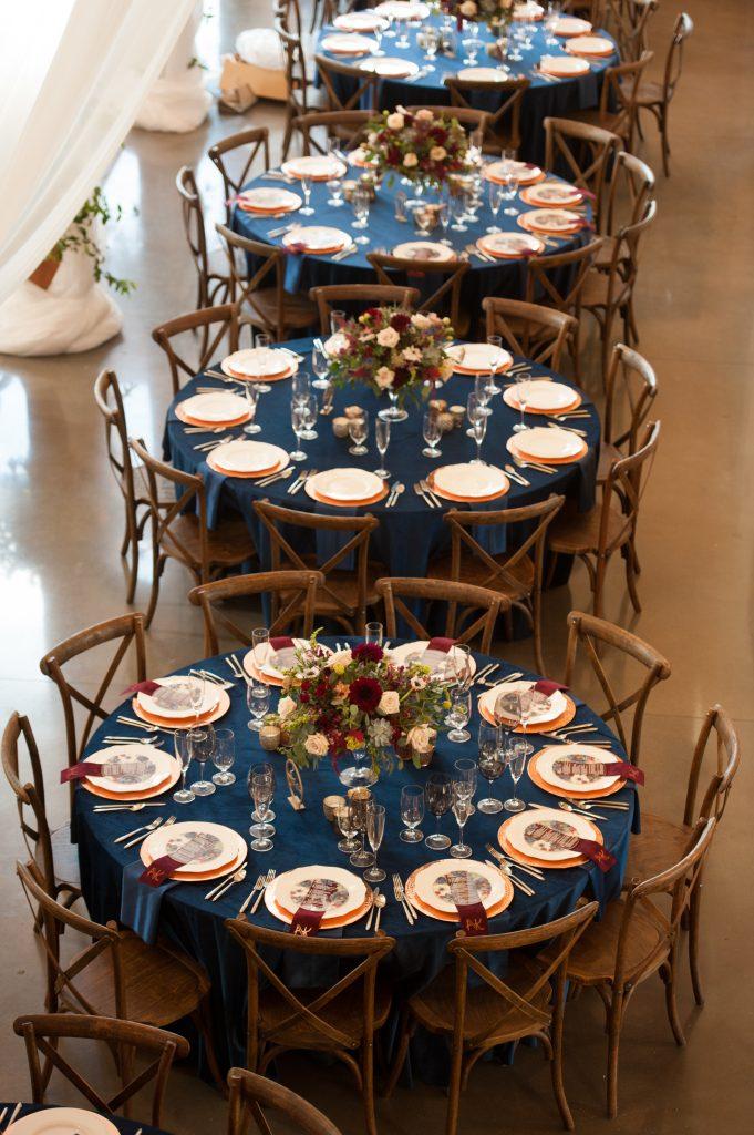 Stone_Valley_Meadows_wedding_reception_Ceremony_venue_flowers_florist_Dayton_ohio_centerpiece_decor_low_arrangements
