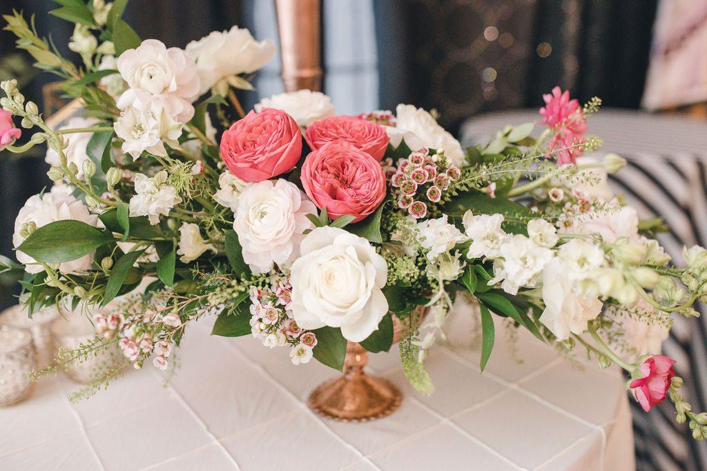bridal_bouquet_light_blue_wedding_flowers_dayton_florist_floral_v_designs_centerpiece
