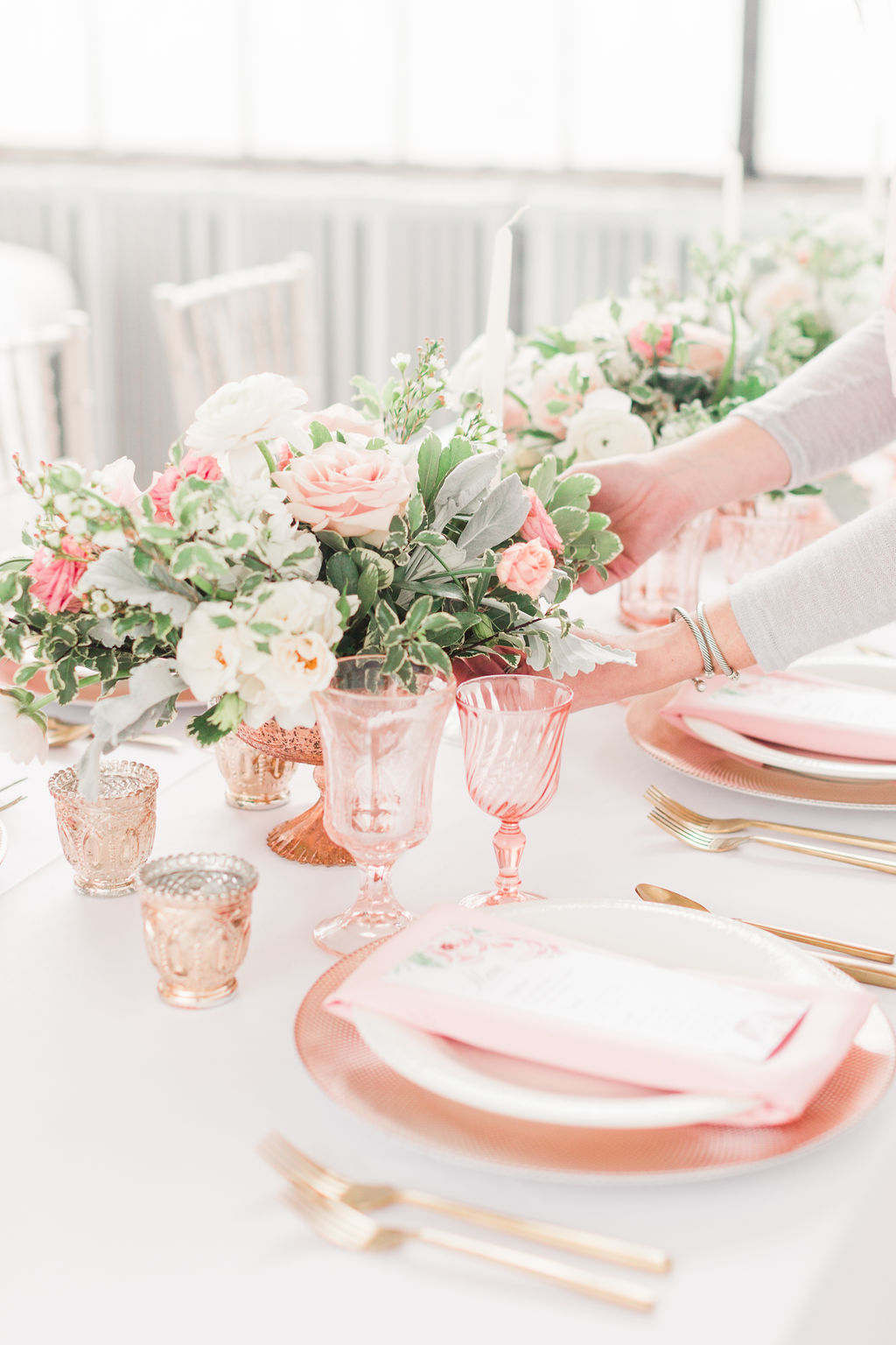 Blush + Bloom Editorial Styled Shoot